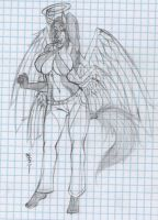 Seraphim Camaela by Omnoproxyl337