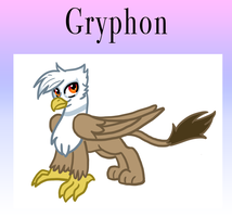 Eponia Gryphon by The-Clockwork-Crow