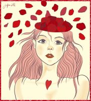 Roses In Your Head by violetametalico