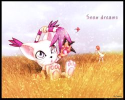 Snow dreams by Shadify