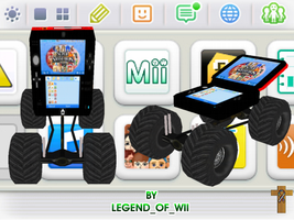 MTM2 - Monster 2DS AND 3DS by legendofwii92
