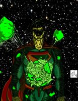 Ultimate Kryptonian by theyallfalldown