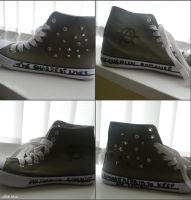 MCR Shoes by IfeellikeaKilljoy