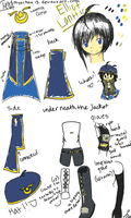 Elliot Uniform Reference by MyaChan13