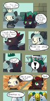Team Silent Night - 1.1 - Page 1 by Snow-ish