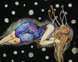 I've Been Having Such Lovely Dreams by ImagineArtVibes