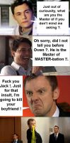 What if ?  . . the Master in Torchwood by DoctorWhoOne