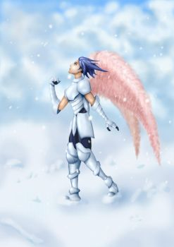 Snow Angel by Luminal0708