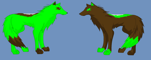 Portal-Back Request For BlackWolf1112-ADOPTS by ZeldaWolf7