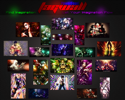Tagwall - Inspiration and Imagination by PowerFeud
