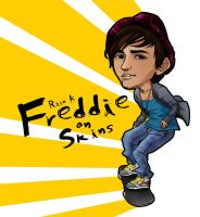 Freddie on Skins 2 by elaineK