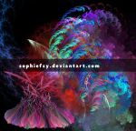 Fractals stock3 by Sophie-Y