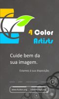 4 color artists mupie by urbanoantunes