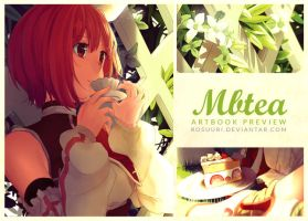 PREVIEW: Mbtea Artbook by Rosuuri