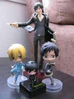 Durarara!! by belphegorknives