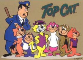 Top Cat by DgTL
