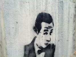 PEE-WEE WALL by GeneLythgow