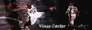 Vince Carter Sig by MadDesign