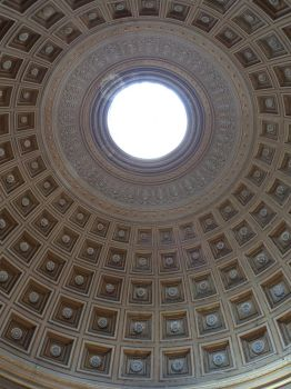 Rome - Ceiling by LiruRules