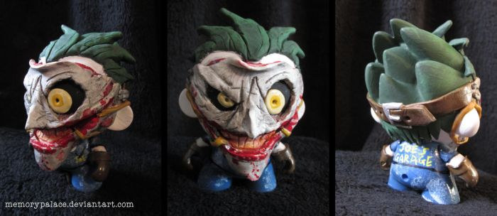 Custom Joker 360 by memorypalace