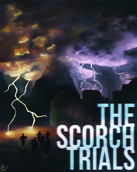 The Scorch Trials by iisaninjette