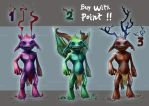 Demons Adopt Auction (OPEN) by Naones