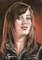 Torchwood Gwen Cooper Card 12 by scotty309