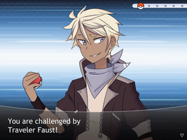 BRR | You Are Challenged by Traveler Faust! by Prince-Vinz