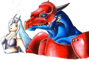 annoyed by Dragon2007