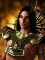 Pharaoh II by Sazariel