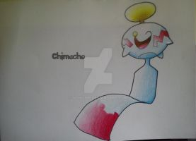 Chimecho by Vongxm