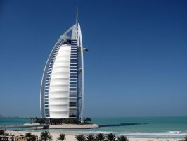 Burj Al-Arab by locked-inside