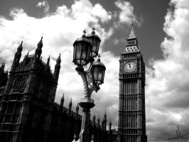 Old london by Britany-girl