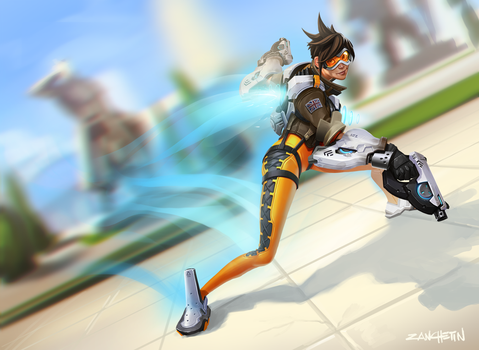Tracer by rzanchetin