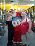 I Met Santa Clause At Wal-Mart by QueenDanny