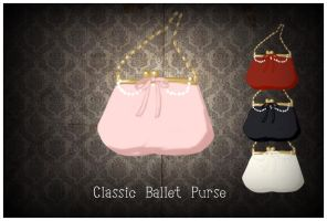 PURSE ENTRY by talesofescapism