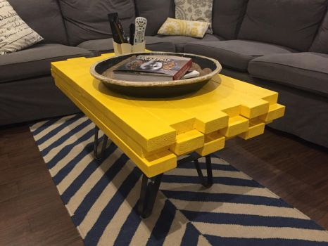 Coffee Table! (Department M style) by DepartmentM