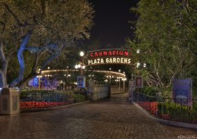 Last Night of Carnation Plaza Gardens by ExplicitStudios