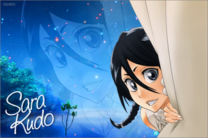 Kuchiki Rukia Summer Night Tag by SaraKudo