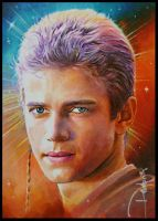 Anakin Skywalker by DavidDeb