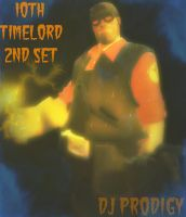 10th Timelord Of The 2nd Set by TheProdigy100