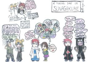 SUNA: The Whole Famn Damily by Bobbissimo