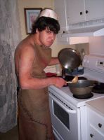 Earl the Disgruntled Navy Cook by miracle-gamer