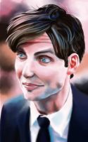 Cillian Murphy by KittiNygma