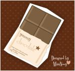 Yummy chocolate by MissNooy