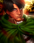 Levi Heichou by AngelLust155