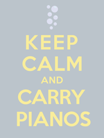 Keep Calm by OhItIsOn