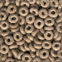 Seamless Cheerio Tiled Texture by FantasyStock