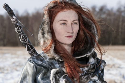 Ygritte - Game of Thrones Cosplay by keynotepictures