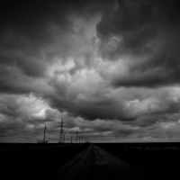 Storm Chaser - The Dark Road by AlexandruCrisan